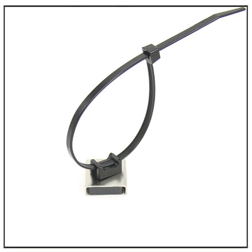 magnetic cable mount