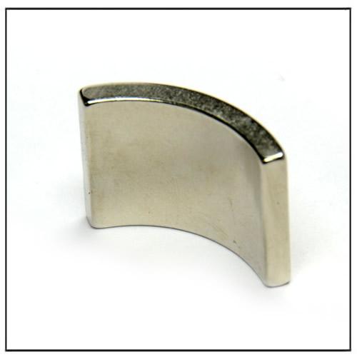 segment permanent magnets