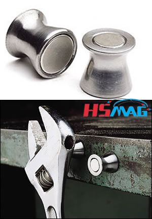 Standoff Magnetic Tool Holder