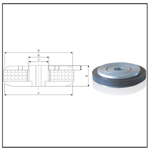 Magnetic Speaker Driver Assembly