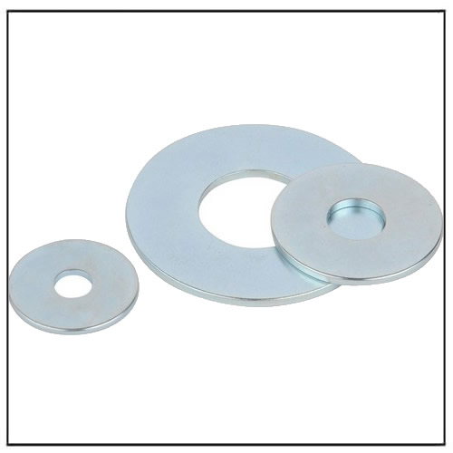 Zinc Plating Magnets Ring-shape