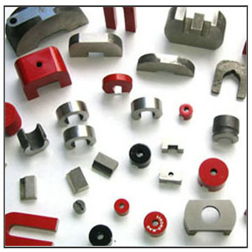 Customized Cast Alnico Magnets