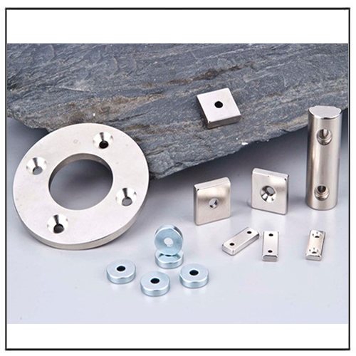 NdFeB Countersunk Magnets