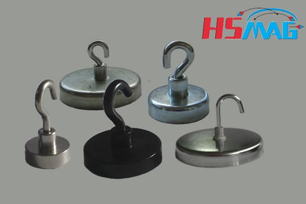Neodymium-Magnetic-Hooks