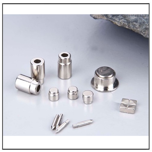 Sintered NdFeB Permanent Magnets
