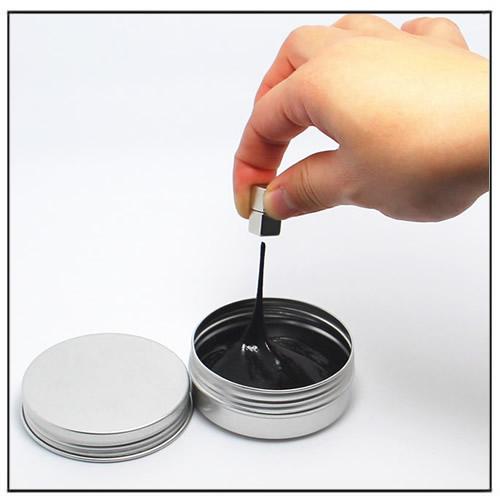 Magnetic Playdough Plasticine