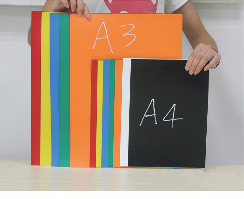 A4 Colorful Soft Magnetic Sheet - Magnets By HSMAG