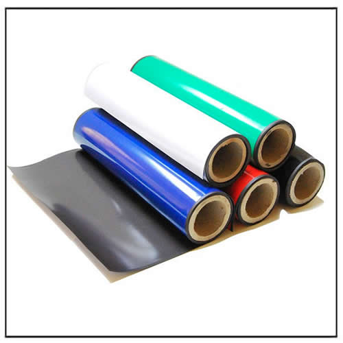 Colored Flexible Magnet Rolls