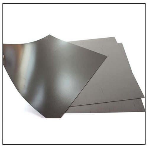 Isotropic Flexible Rubber Magnetic Sheets