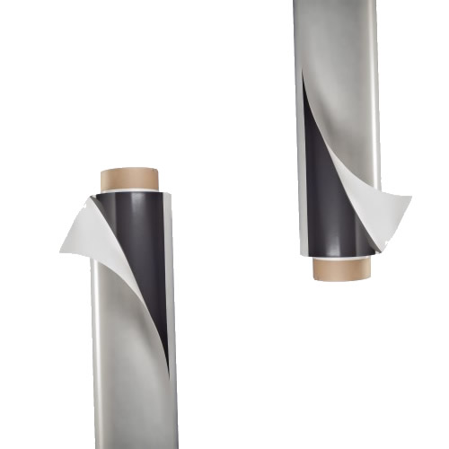 Flexible Magnetic Sheeting Rolls Magnets By Hsmag