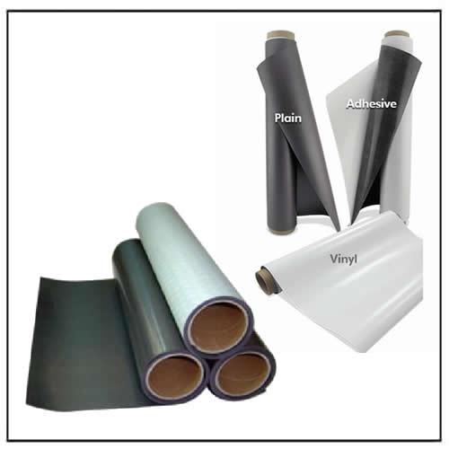Rubber Magnet Sheet Rolls