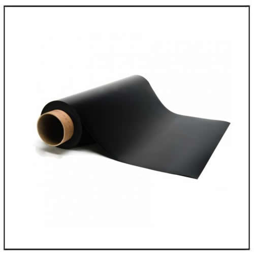Uncoated Flexible Magnetic Rolls