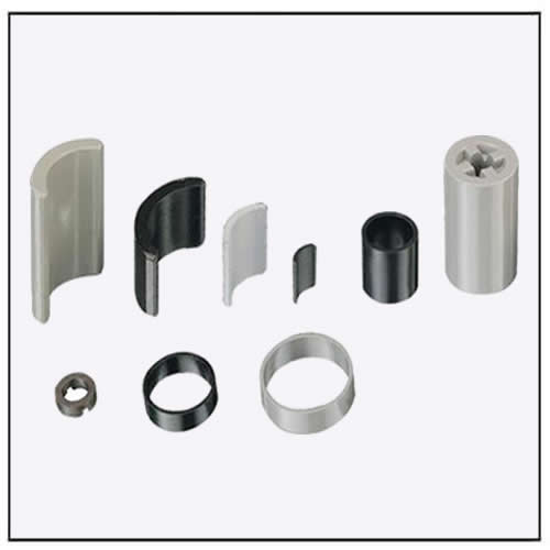Anisotropic Bonded Magnets