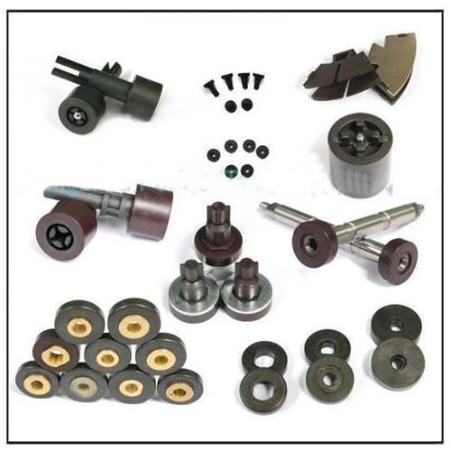 Injection Bonded NdFeB Magnets