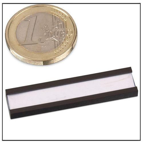 Magnetic C-profile 40 x 10 mm