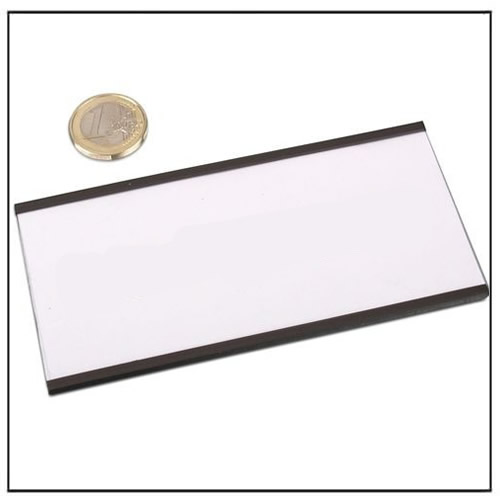 Magnetic Label Strips 120 x 60 mm