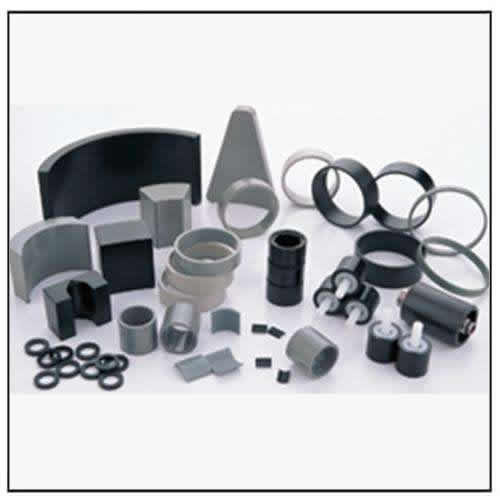 Permanent Polyamide Bonded Ndfeb Magnets