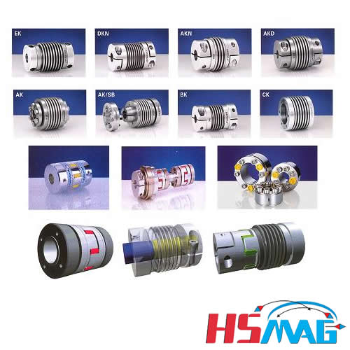 Permanent Magnetic Couplings and kes Magnetic Circuit ... on