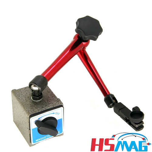 Magnetic Base Adjustable Metal Test Indicator Holder Digital