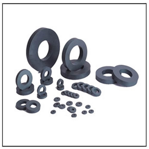 Ferrite Anisotropic Ring Magnets