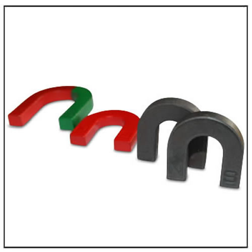 Hard Ferrite Ceramic Horseshoe Magnet