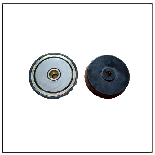 Rubber Cover Insert Magnet Bushing Assembly