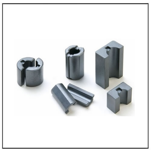 SCT Type EMI Soft Split Ferrite Core for Cables