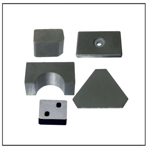 Special Shape Ferrite Magnets
