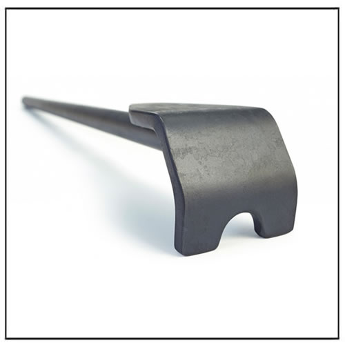 Carbon Steel Concrete Magnet Pry Bar