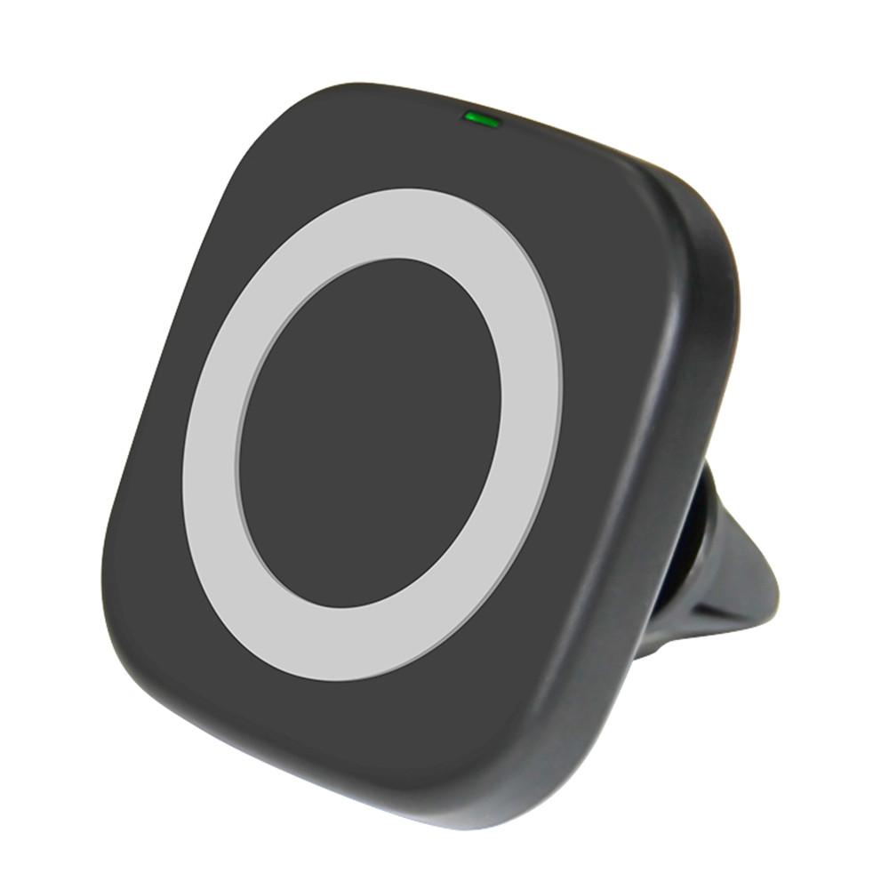 360° QI Phone Car Magnetic Wireless Charging