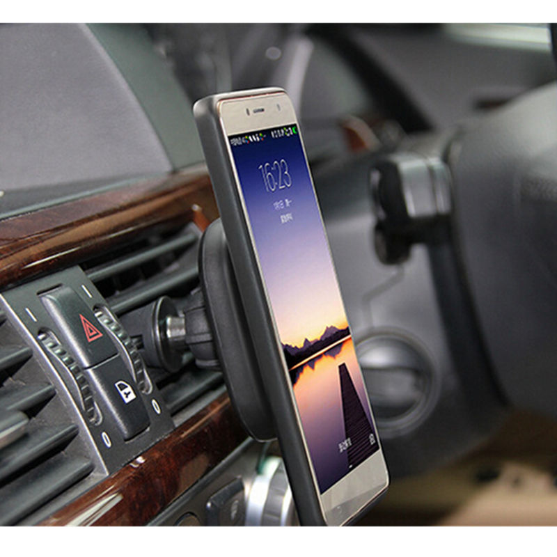 Magnetic Car Mount Wireless charging Pad