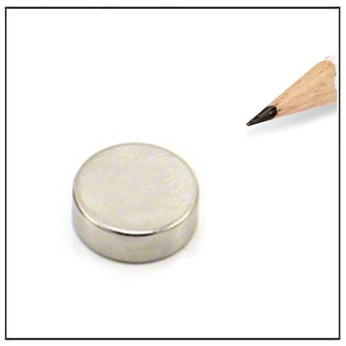 Round NdFeB Neodymium Magnet