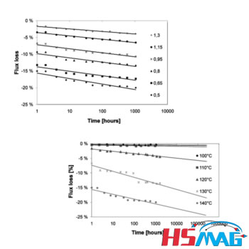 Magnet Time Dependent Losses