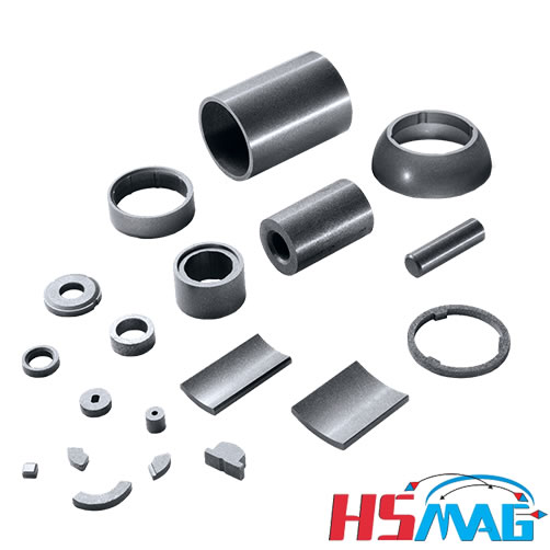 Injection Bonded Anisotropic NdFeB Magnet