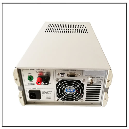 Programmable DC Current Source