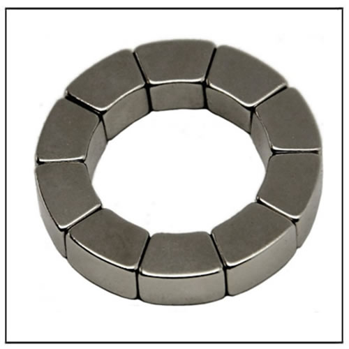 Arc Halbach Array Neodymium Magnets - Magnets By HSMAG