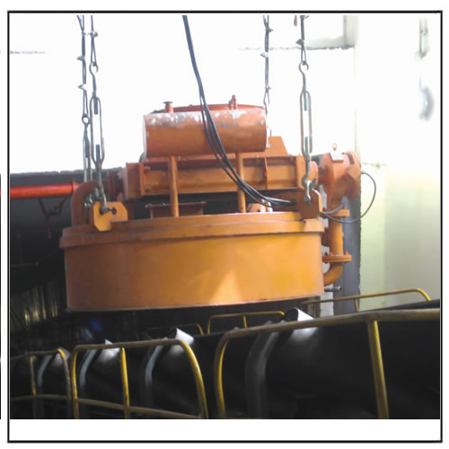 Oil Forced Circulation Electromagnetic Separator