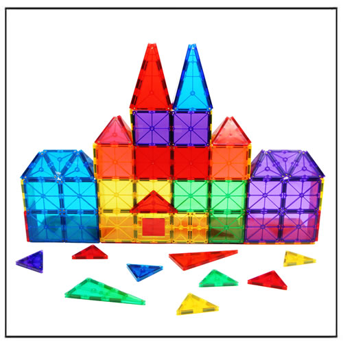 Magnetic Tiles Toy