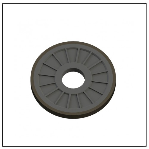 Multipolar Radial Ring Magnet