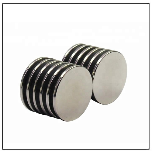 Strong Industrial Raw Earth Magnets