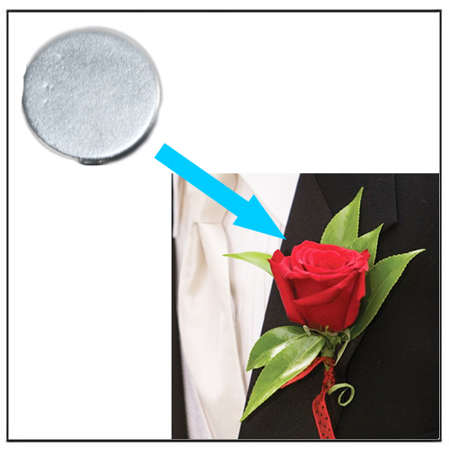 Boutonniere Magnets