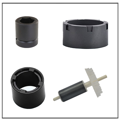 Plastic Injection Ferrite Water Pump Magnet