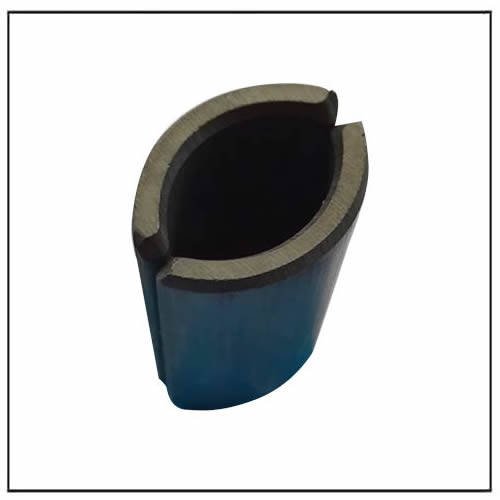 5812P Arc Ferrite Motor Magnet