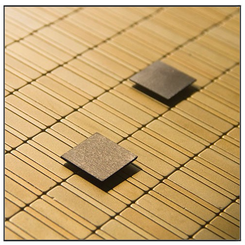N50M Everlube Coating Neodymium Halbach Array Magnet Assembly