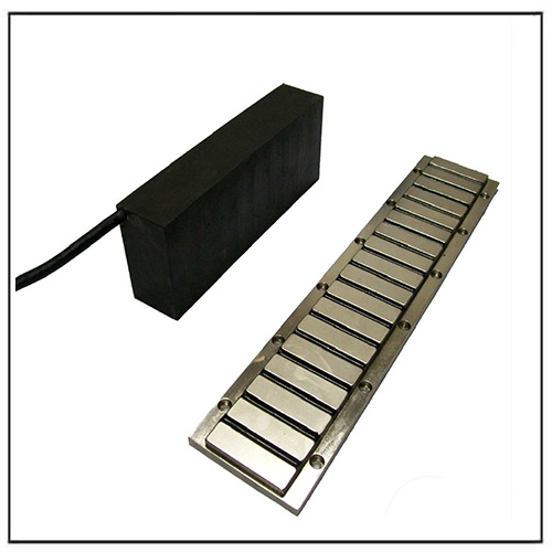Flat Linear Motion Magnet