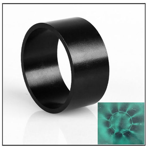 Multi Poles Bonded Neo Ring Radial Diametrically Magnet