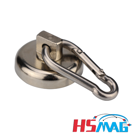 Magnetic Clip Carabiner Hooks
