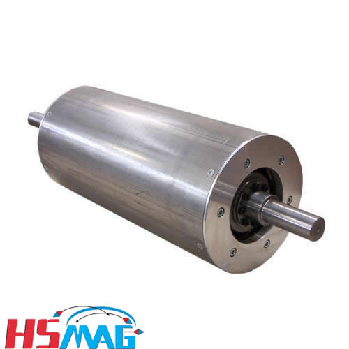 Magnetic Pulleys & Magnetic Separator Conveyors