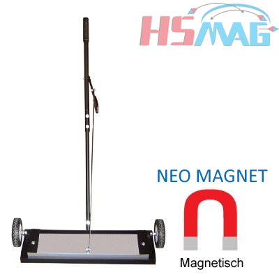 Powerful Magnetic Sweepers with Neodymium Magnets
