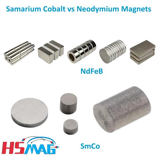 Samarium Cobalt vs Neodymium Magnets